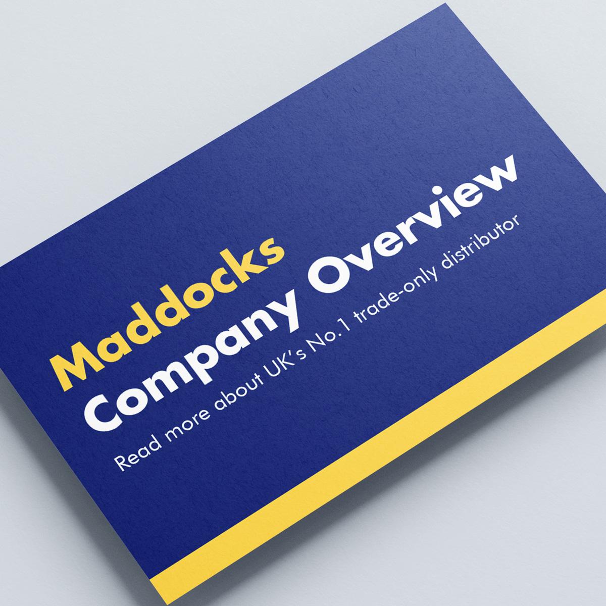 Überblick zu Maddocks