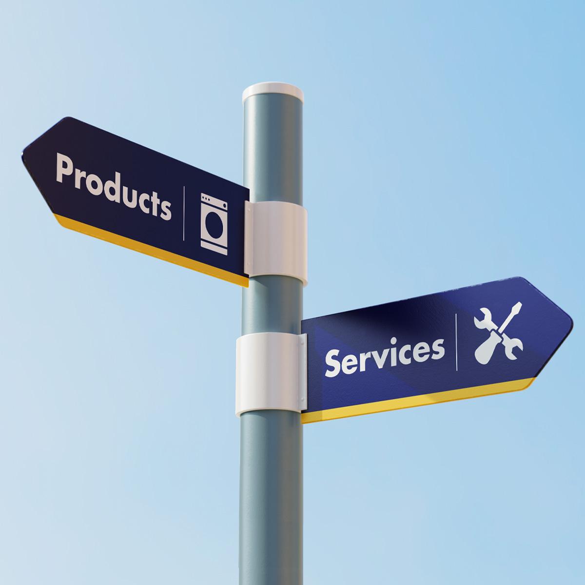 Produkte und Leistungen
